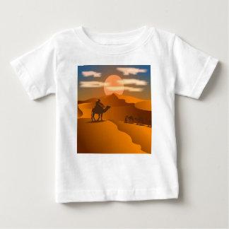 Desert landscape baby T-Shirt