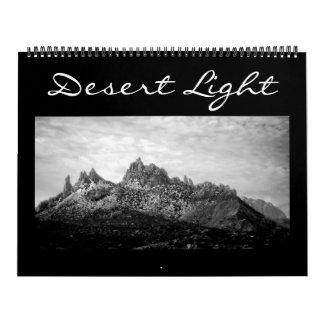 Desert Light (Calendar) Wall Calendars