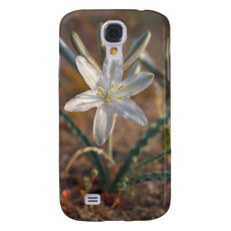 Desert Lily Wildflowers Galaxy S4 Case