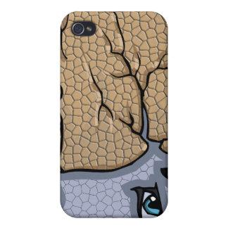 Desert Man -  iPhone 4 Cover