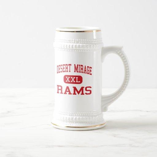 Desert Mirage - Rams - High - Thermal California Mugs