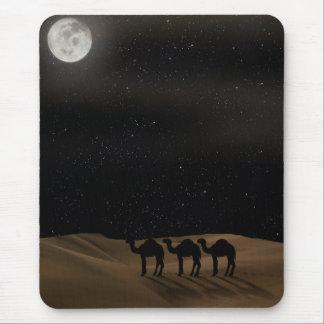 Desert Moon Mouse Pad