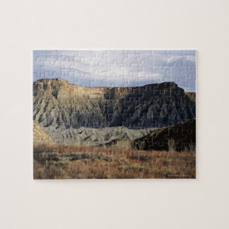 Desert Mountain Jigsaw Puzzle