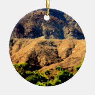 DESERT MOUNTAINS.AWESOME .MULTIPLE ITEMS CHRISTMAS ORNAMENT