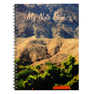 DESERT MOUNTAINS.AWESOME .MULTIPLE ITEMS NOTEBOOKS