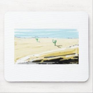 desert mouse pad