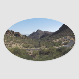 Desert Pass Stickers