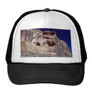 Desert patina, Utah rock formation Trucker Hats