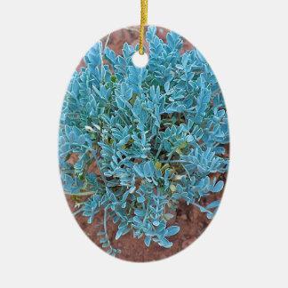 Desert plant ornaments