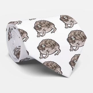 Desert Rain Frog Tie
