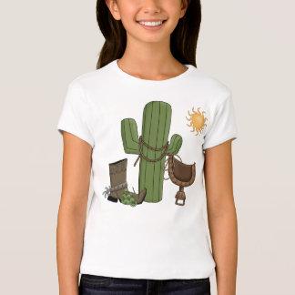 Desert Rattlesnake Cowboy Rest Stop T-Shirt