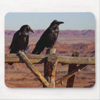 Desert Raven Mouse Mat