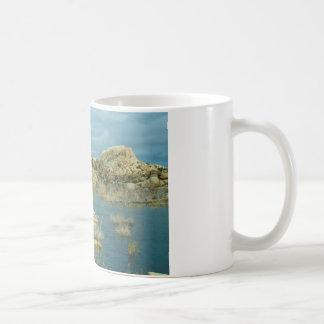 Desert Reflecdtions 4 Basic White Mug