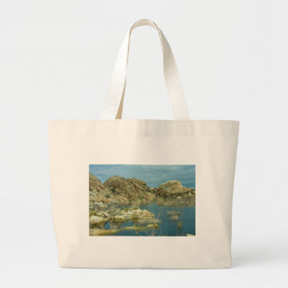 Desert Reflecdtions 4 Jumbo Tote Bag