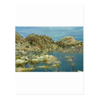 Desert Reflecdtions 4 Postcard