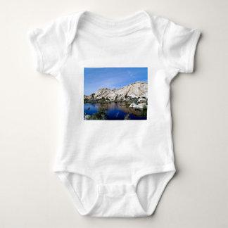 Desert Reflections 10 Baby Bodysuit