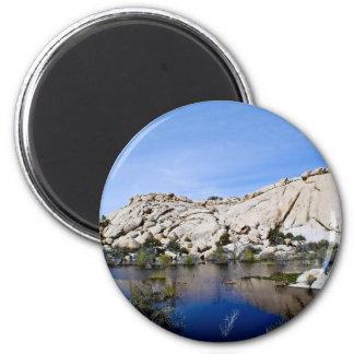 Desert Reflections 10 Refrigerator Magnets