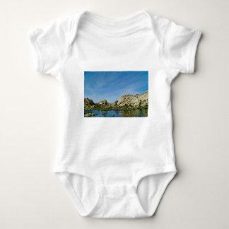 Desert reflections 11 baby bodysuit