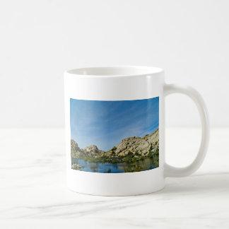 Desert reflections 11 basic white mug