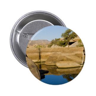 Desert Reflections 6 Pinback Buttons