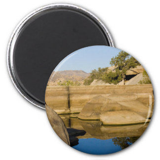 Desert Reflections 6 Refrigerator Magnets
