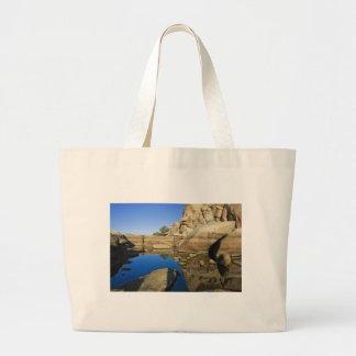 Desert Reflections 7 Jumbo Tote Bag