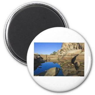 Desert Reflections 7 Magnet
