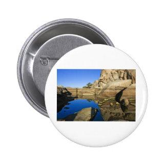 Desert Reflections 7 Pinback Buttons