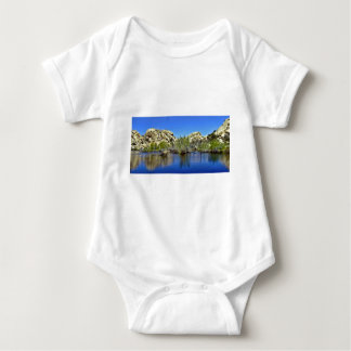 Desert Reflections 9 Baby Bodysuit