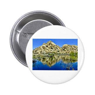 Desert Reflections Buttons