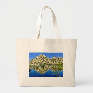 Desert Reflections Jumbo Tote Bag