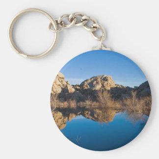 Desert Reflections Keychains