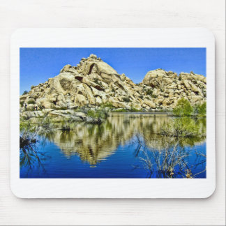 Desert Reflections Mouse Pad