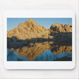Desert reflections mouse pads