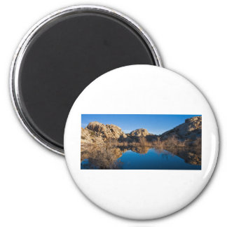Desert Reflections Refrigerator Magnets