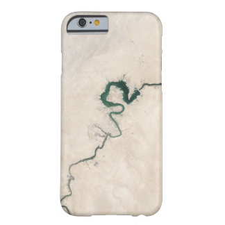 Desert River Aerial Crack Barely There iPhone 6 Case