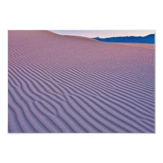 Desert Sands at Sunrise 9 Cm X 13 Cm Invitation Card