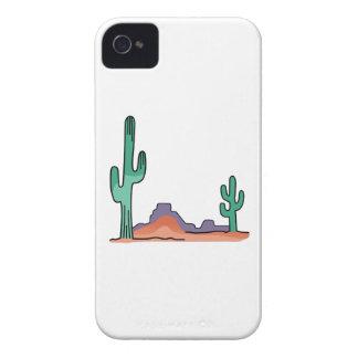 DESERT SCENE iPhone 4 CASES
