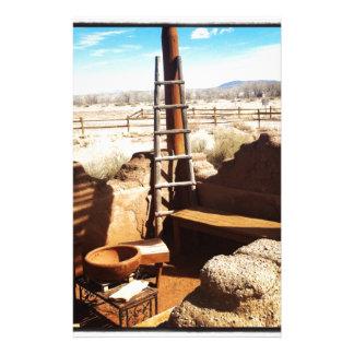 Desert Serenity Stationery