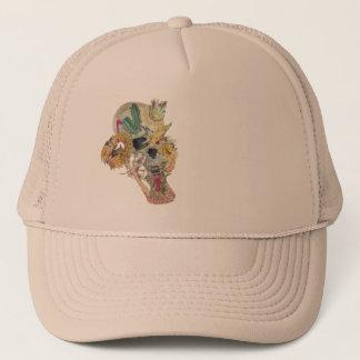 Desert skull hat