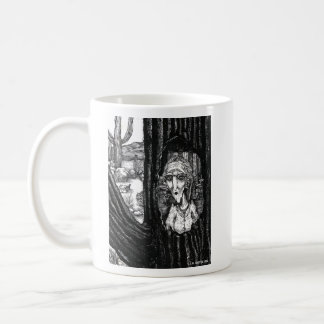 Desert Snowbird Greetings Coffee Mug