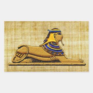 Desert Sphinx Ancient Egypt Stickers