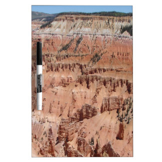 Desert Spikes Scene Dry-Erase Boards