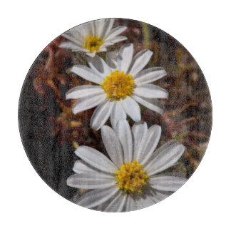 Desert Star Wildflowers Cutting Board
