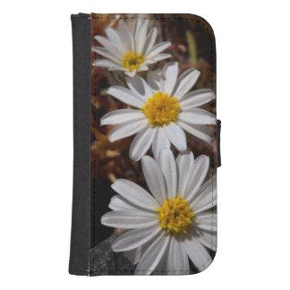 Desert Star Wildflowers Samsung S4 Wallet Case