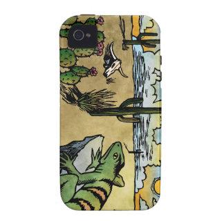 Desert Sunrise Case-Mate iPhone 4 Case