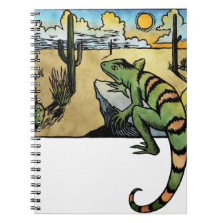 Desert Sunrise Notebooks