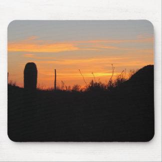 Desert Sunset Mousepads