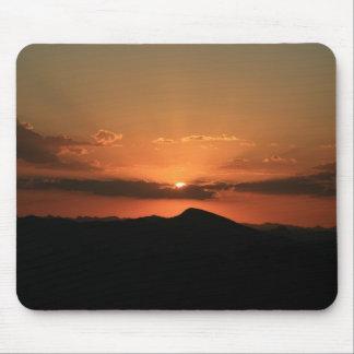 Desert Sunset Mouse Pad