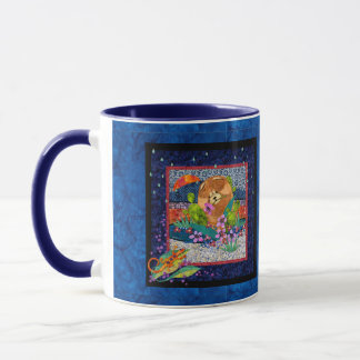 DESERT SUNSHOWER Chow MUG